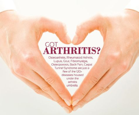Got Arthritis