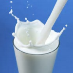 Cold Glass of Milk