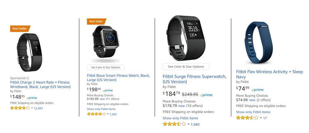 Buy a Fitbit
