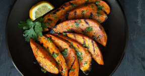 Dining Out? Grilled Sweet Potato are Fabulous!