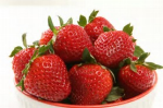 Dining Out? Try a Dish of Fresh Strawberries