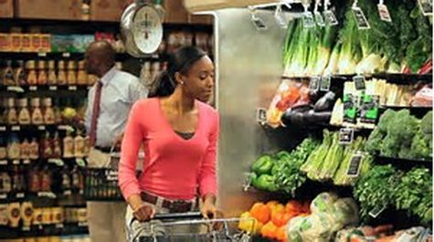 Healthy Grocery Shopping and Lose Weight