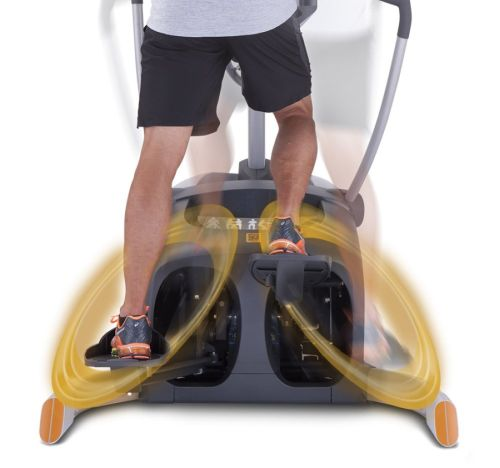 Octane Fitness Lateral Elliptical