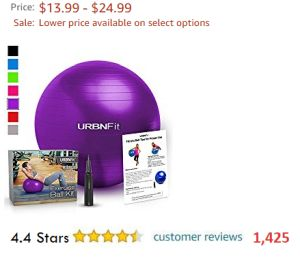 Stability Ball - URBNFit
