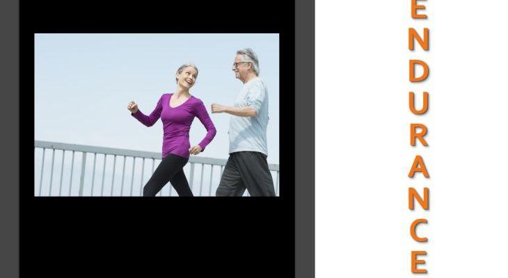 Endurance Exercise - Walking