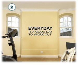 Home Gym Decor - Wall Art / Murals
