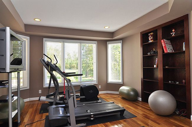 create the best home gym