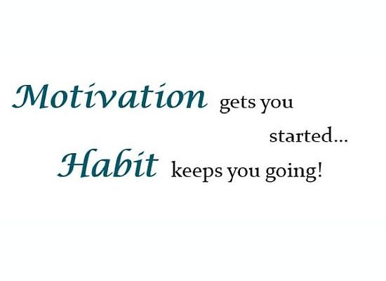 Motivation for Healthy Habits
