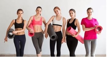 Chape Challenge Fitness Girls