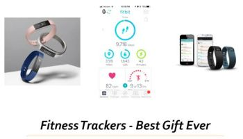 Fitness Tracker App Screens