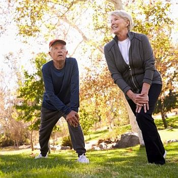 Boomer Exercises - Walking