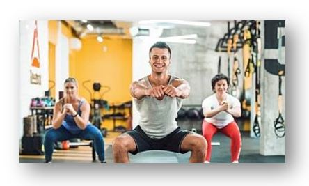 exercises for beginners - Find Squat Class Videos