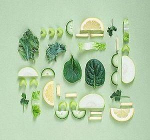 Healthy Skin - Foods with Vitamins