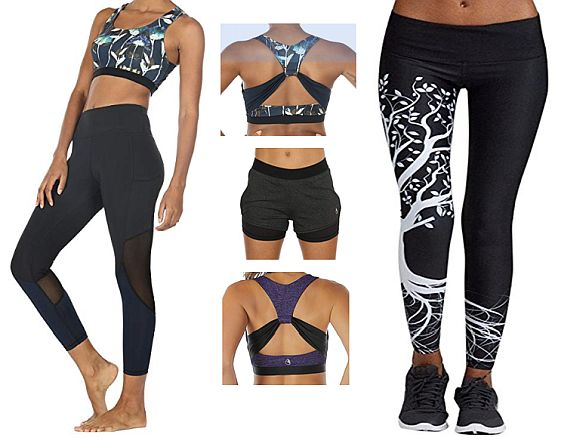 Activewear for Women - Workout Clothes